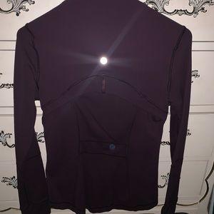 lululemon athletica Other - Lululemon jacket. Deep wine color!